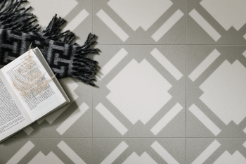 Introducing 'Check': The New Neisha Crosland Vinyl Tile Collection