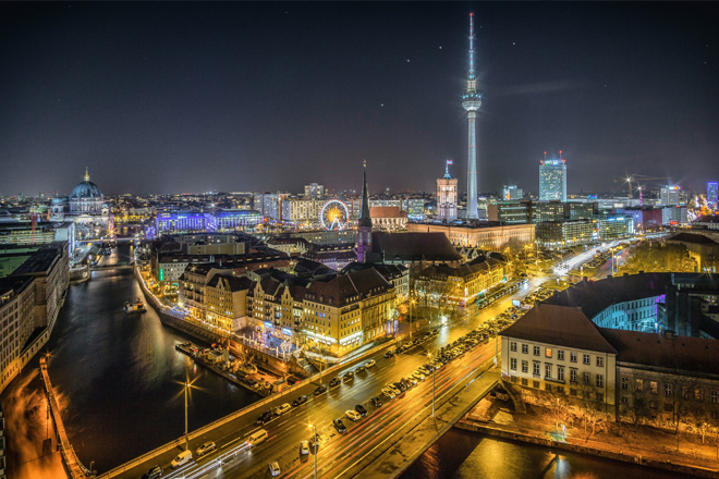 destinations EVJF Europe berlin
