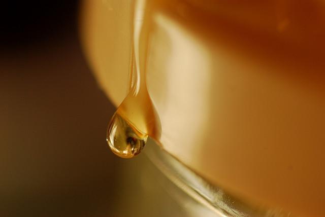 recipes that use honey