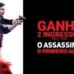 Ganhe 2 Ingressos para o filme 'O Assassino – O primeiro alvo'