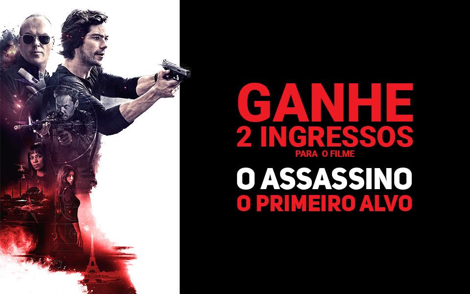 Ganhe 2 Ingressos para o filme  O Assassino - O primeiro alvo  d39a5d4c5fb