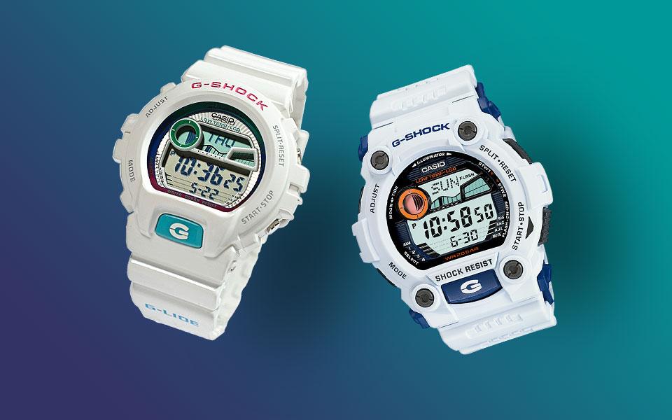 Relógio de Surf - G-Shock