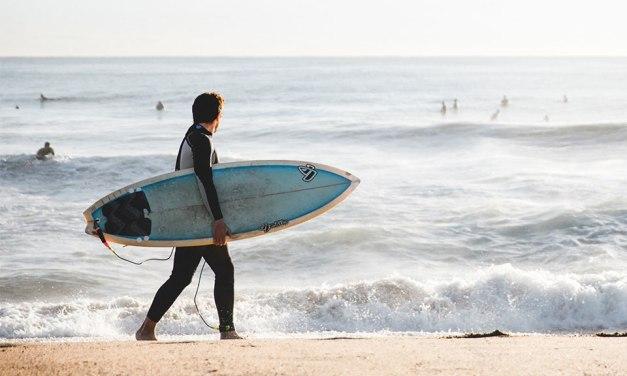 Surf para iniciantes: por onde começar?