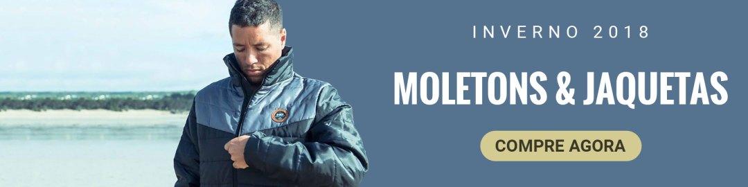 Inverno 2018 | Moletons & Jaquetas - Compre Agora