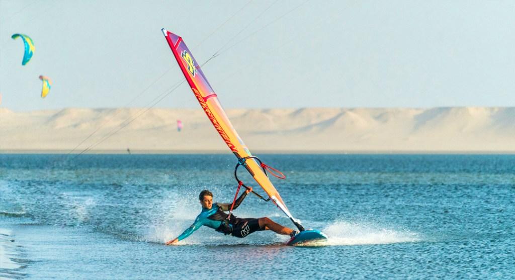 Windsurf- um dos esportes radicais