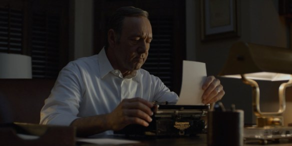 House of Cards - Frank Underwood - Underwood Typewriter