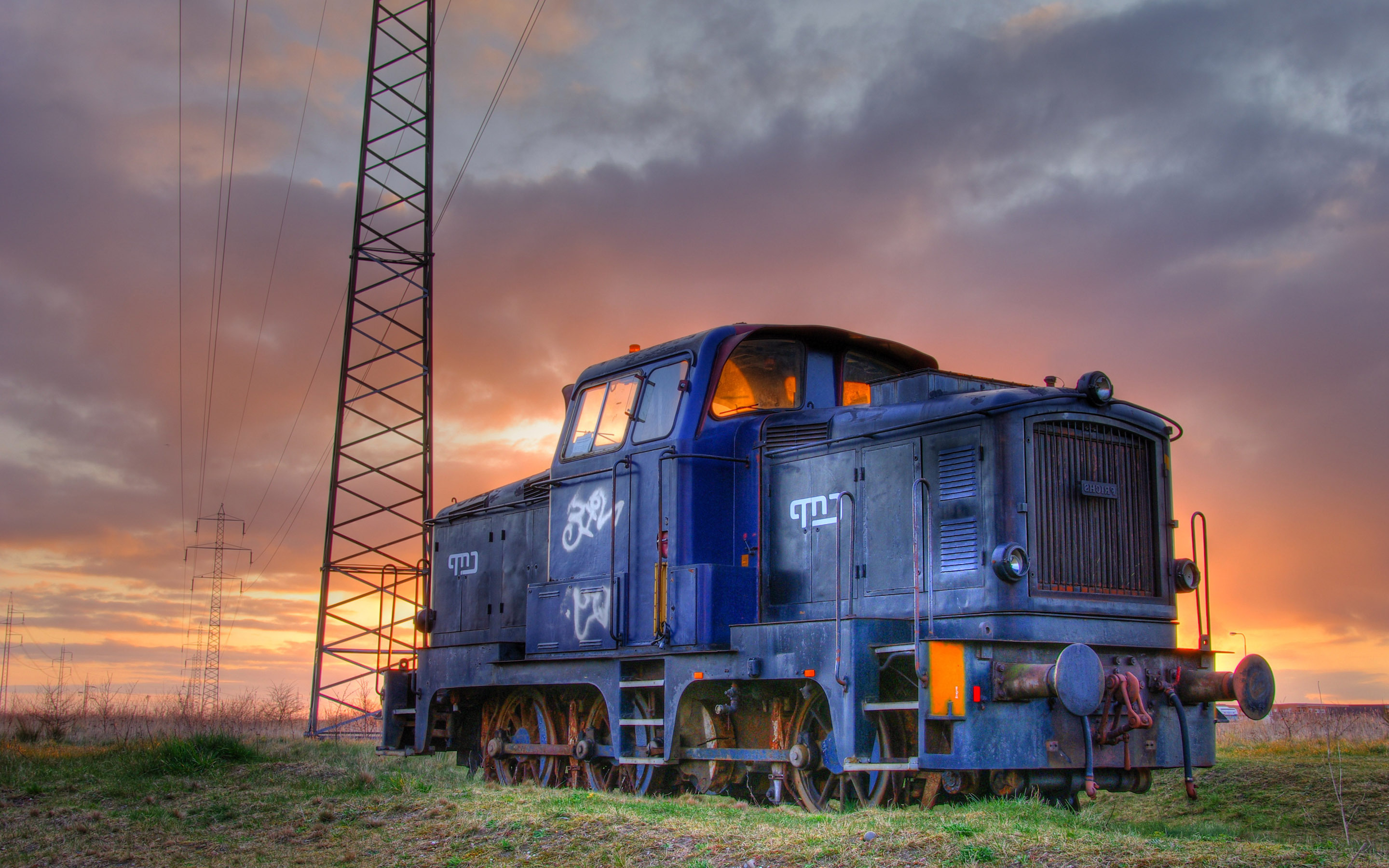 19 Fantastic HD Locomotive Wallpapers