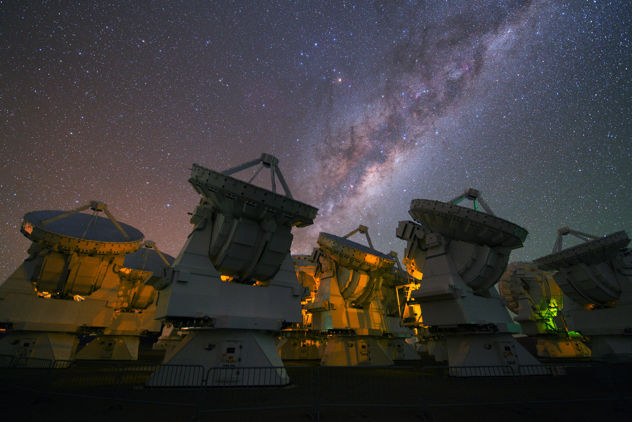 14 Awesome HD Telescope Wallpapers