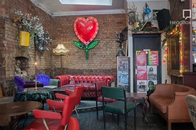 cheap brickwork party venue hire london