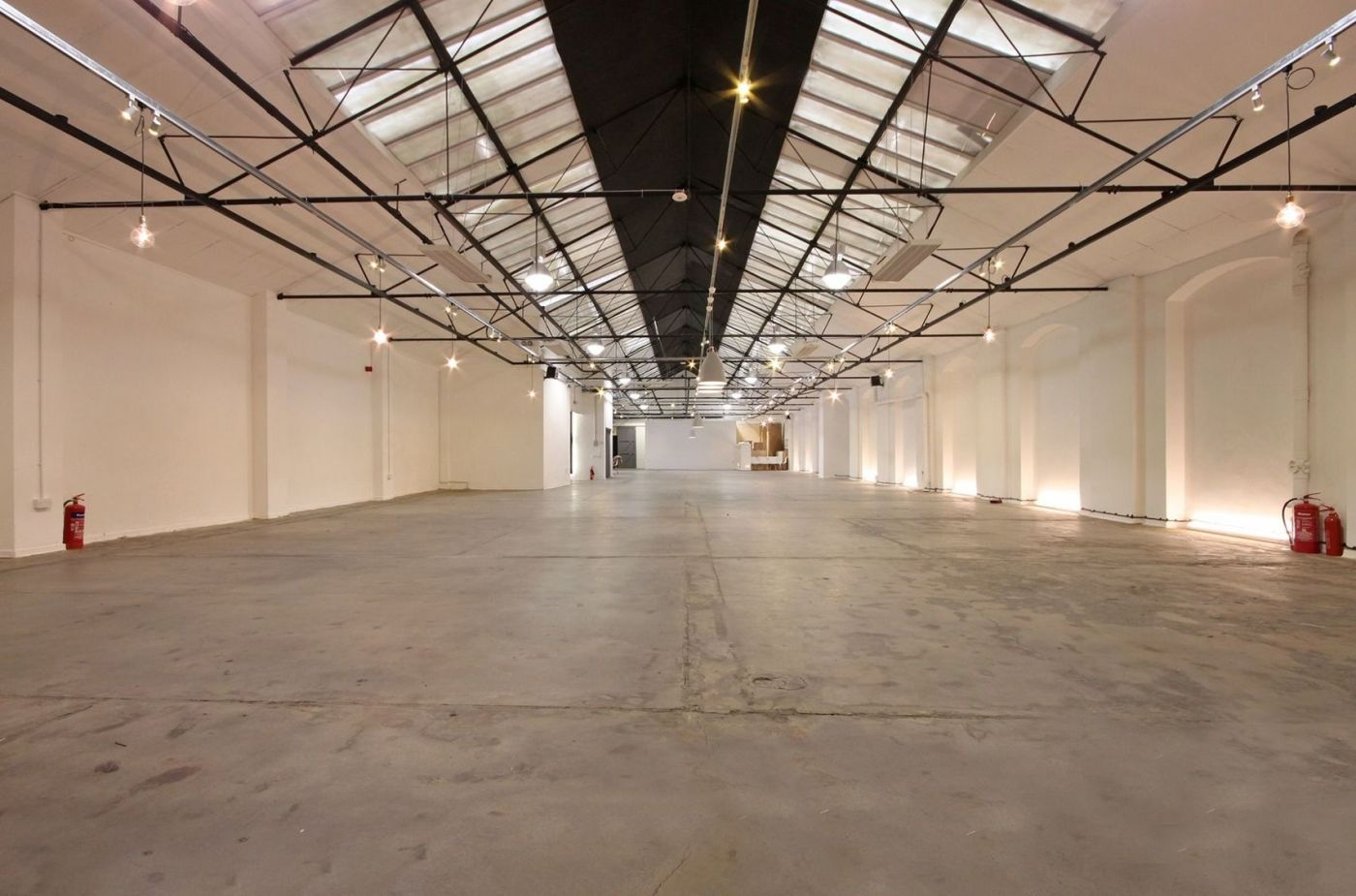 The Yard photography warehouse in London