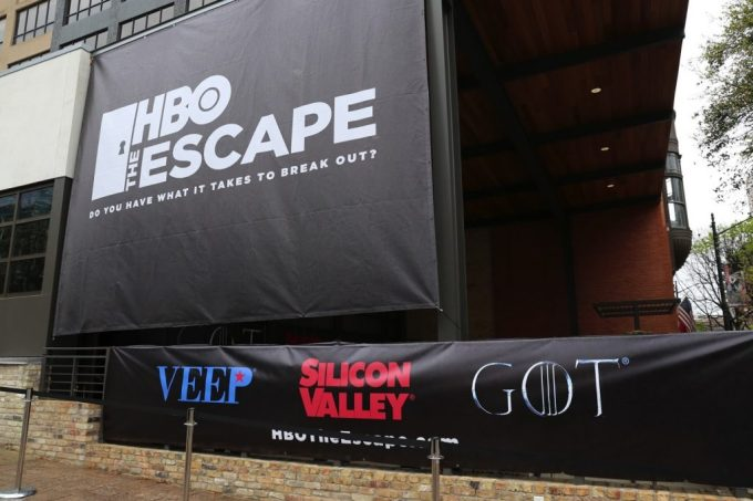 image of HBO sign