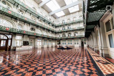 Atrium at Hop Exchange London