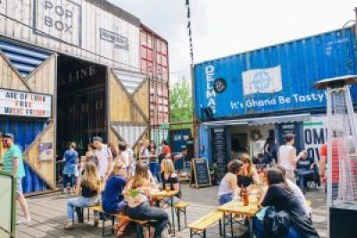 Pop Brixton a street food popup