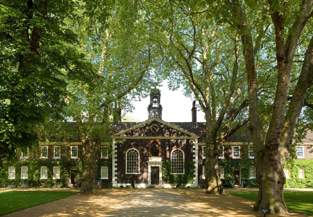 Geffrye museum garden outdoor venues London
