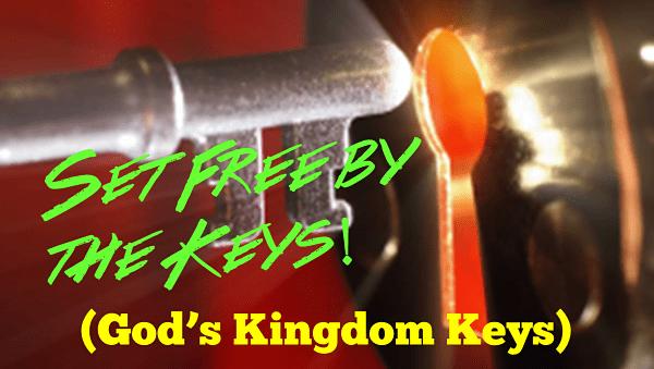 Set Free By The Keys
