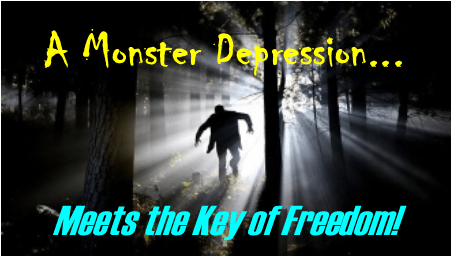 A Monster Depression