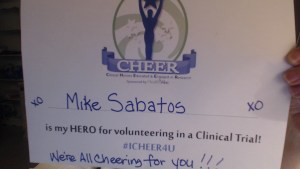 CHEER-MIKE
