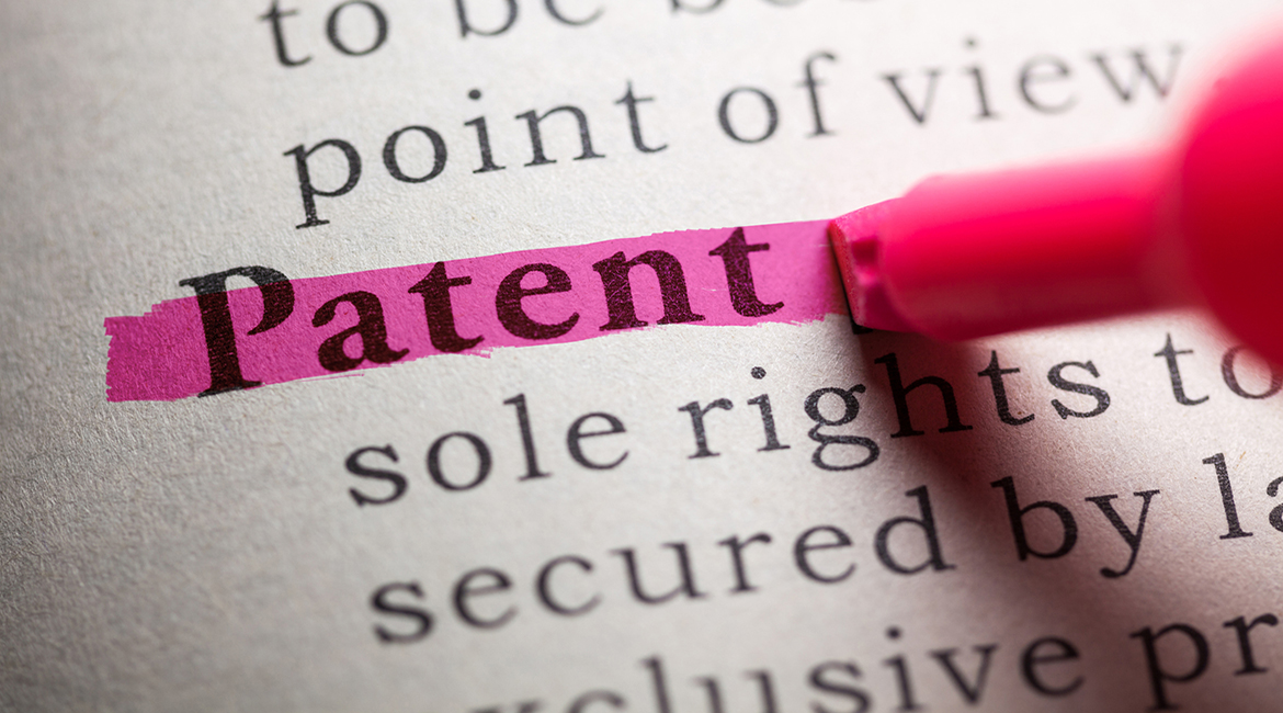 Fake Dictionary, definition of the word patent.