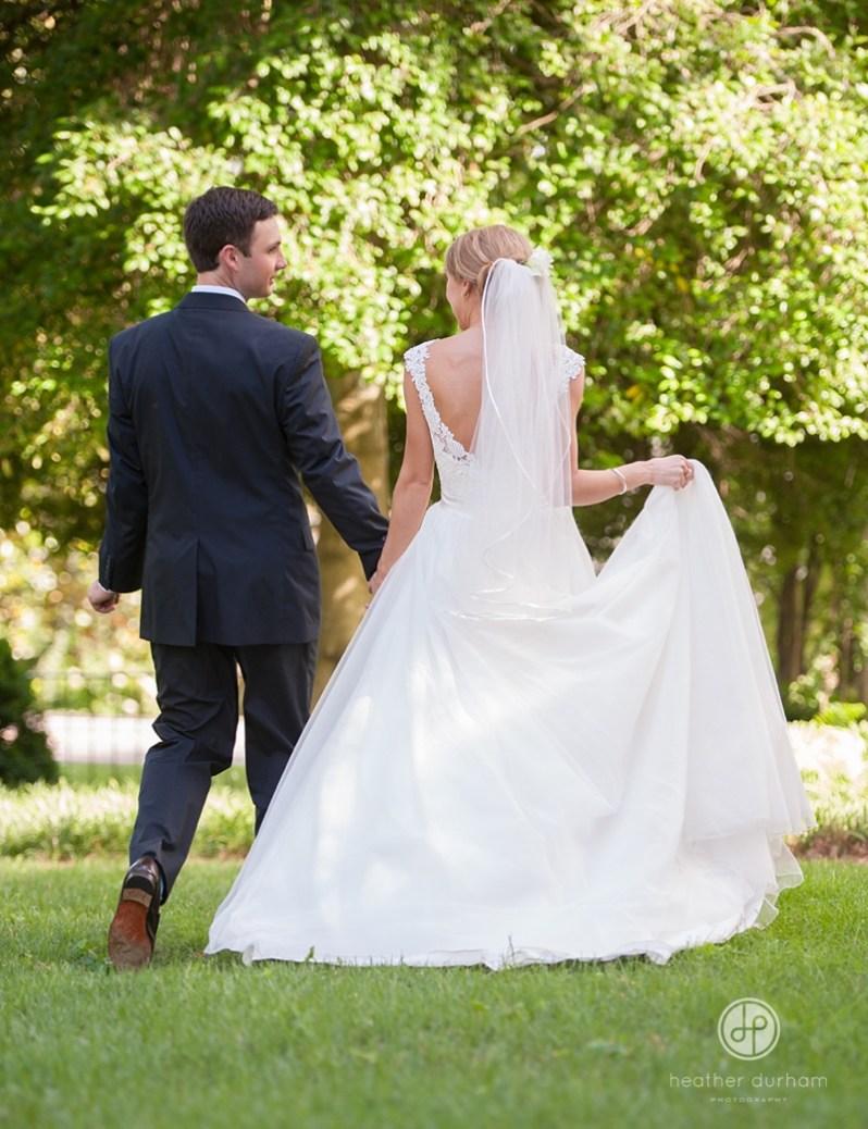 Vestavia estate wedding