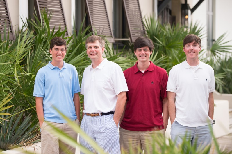 Byers Family Rosemary Beach photo session, 30A Photography