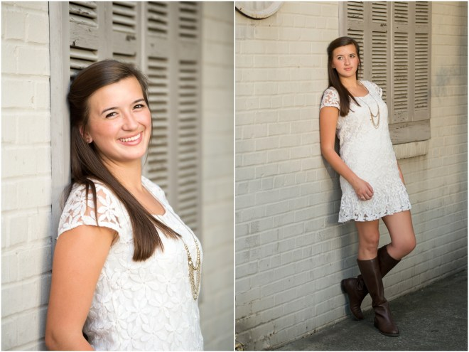 Emma's Senior portraits & family session, Crestline Alabama
