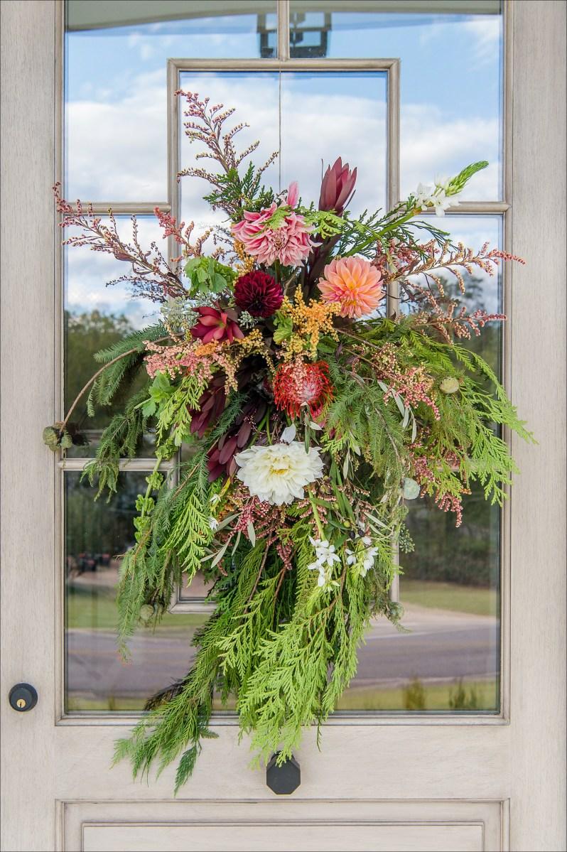 Mountain Brook Home Holiday Decorating, Birmingham Magazine, Heather Durham Photography