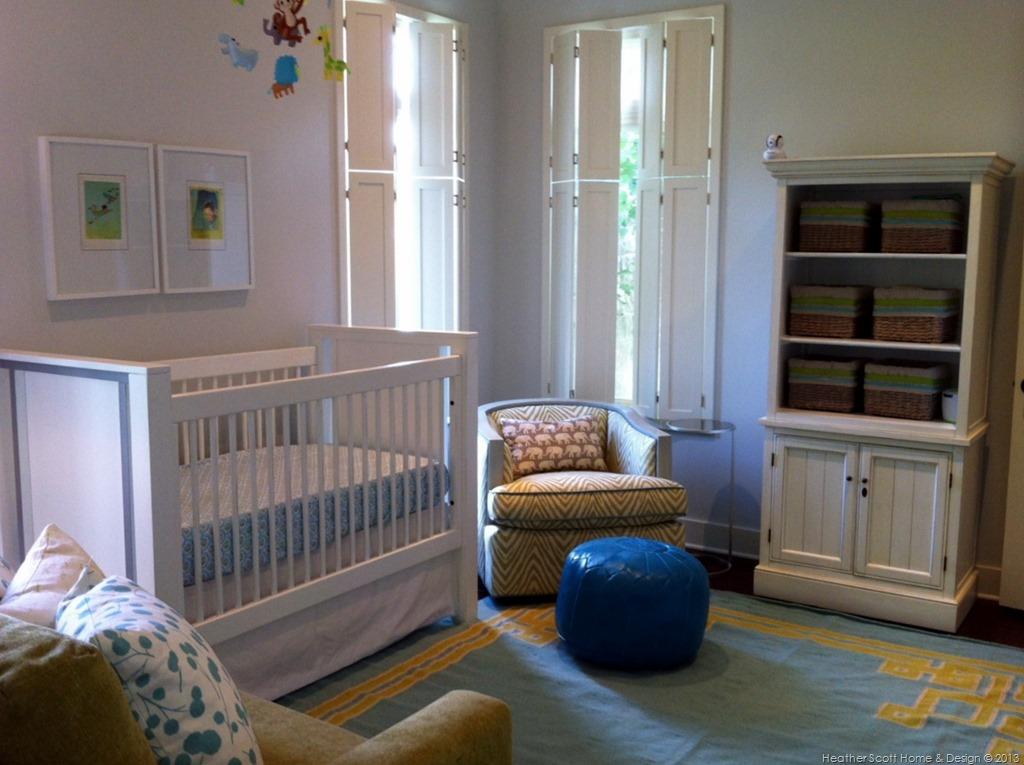 Baby Boom A Gender Neutral Nursery Heather Scott Home