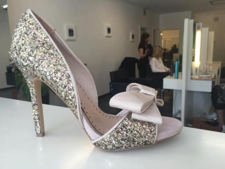 Wem gehört wohl dieser Schuh?