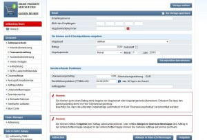 Screenshot_Online Banking Finanzsamtszahlung