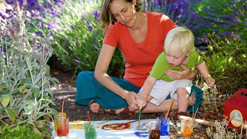 Natural Earth Paint - Brand Spotlight