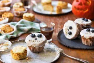 Echt gruselig: Unsere Halloween Muffins