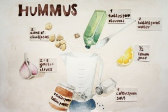 Tips & tricks: hummus zelf maken