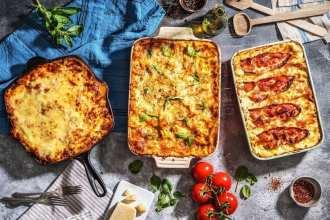 De lekkerste lasagnes