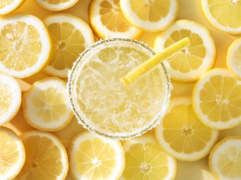 Honing-citroen Margarita 🍋