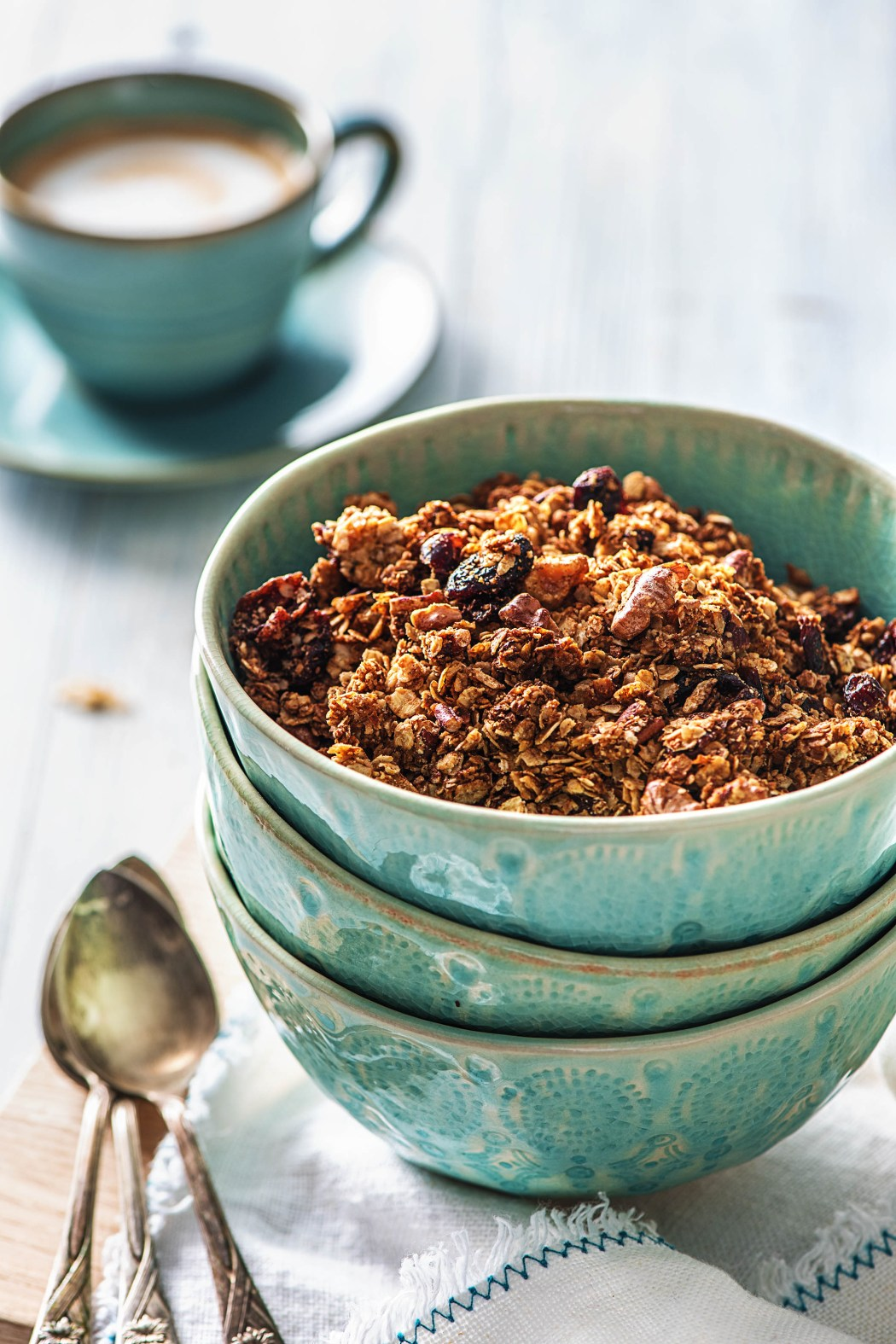 homemade granola-HelloFresh-Recipe
