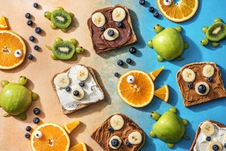3 Playful Snack Ideas For Kids