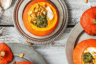 How to Cook Squash, Pumpkins, and Gourds (oh my!)