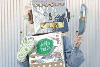 Easy Halloween Costume Ideas to Reuse Your HelloFresh Box