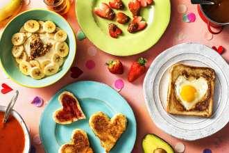 Valentine's Day Breakfast Ideas To Brighten Anyone's Morning