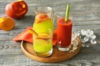 Unheimlich leckere Halloween-Apéro-Cocktails