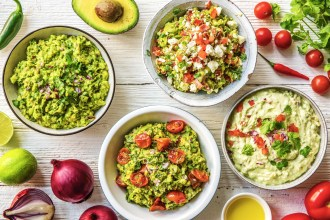 Holy Guacamole! 4 Rezepte für Guacamole