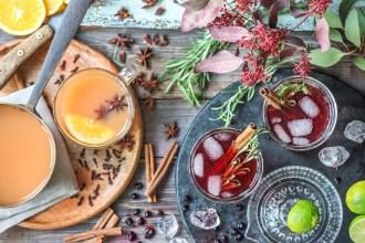 Cheers mit unseren festlichen Weihnachtsgetränken