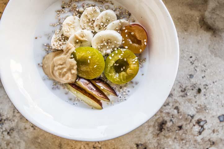 Buckwheat porridge recipe - gluten-free, dairy-free