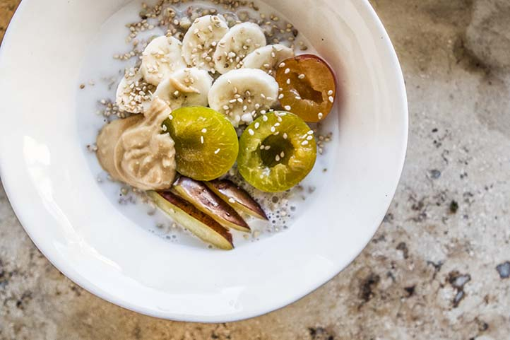 buckwheat porridge feature