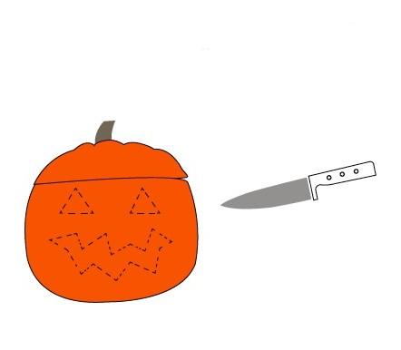 Stap 3 - Halloween
