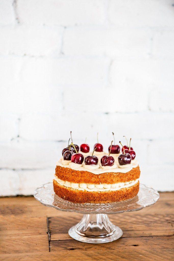 HelloFresh Birthday Cake