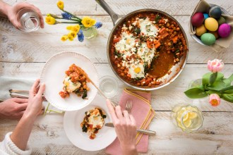 Our Top 5 Easter Brunch Ideas
