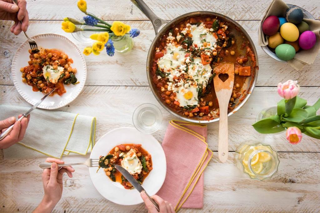 Unsere liebsten Rezepte für Ostern: Shakshuka