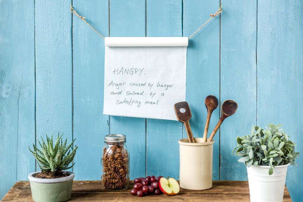 Schnelles Küchen DIY: Hangry