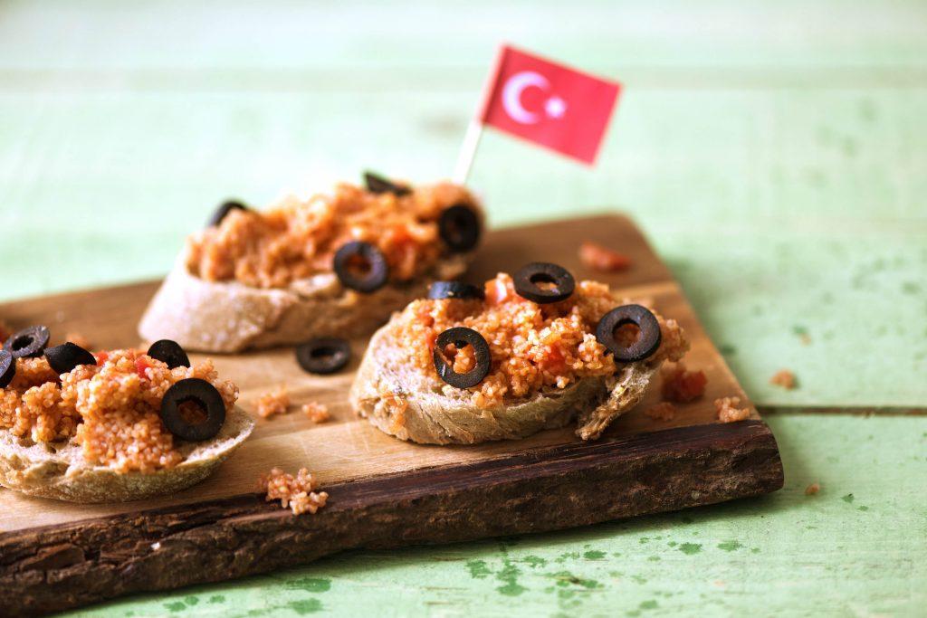 Snacks zur EM: Türkei